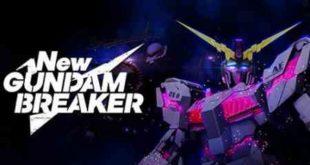 New Gundam Breaker PC Game Free Download