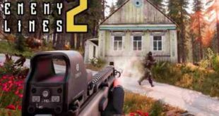 Beyond Enemy Lines 2 PC Game Free Download Full Version