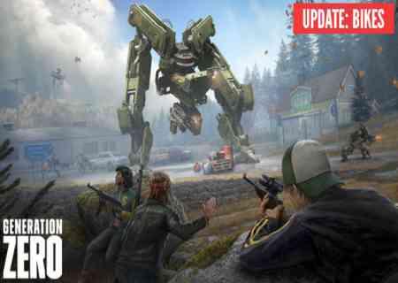 Generation Zero PC Game Free Download Full Version