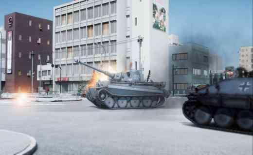 Download Tokyo Warfare Turbo Game For PC