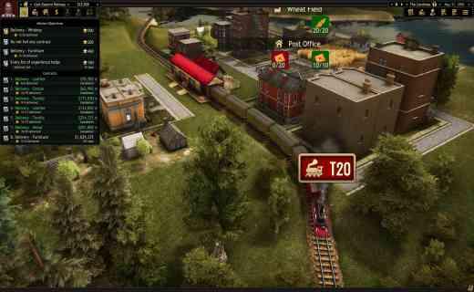 Download Railroad Corporation Setup