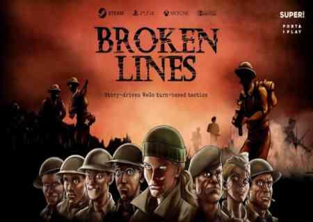 Download Broken Lines Game For PC Full Version