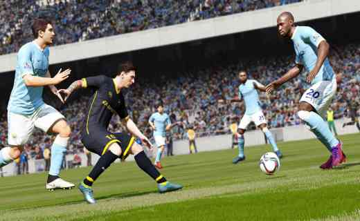 Download Fifa 16 Game For PC Full Version