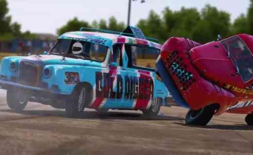 Download Wreckfest Banger Racing Game For PC