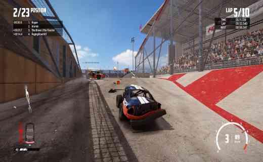 Download Wreckfest Banger Racing Highly Compressed
