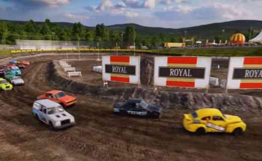 Wreckfest Banger Racing Free Download For PC