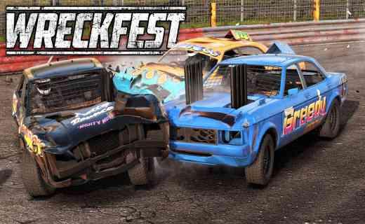 Wreckfest Banger Racing PC Game Free Download