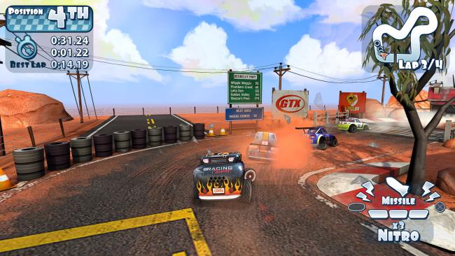 Mini Motor Racing X Crack