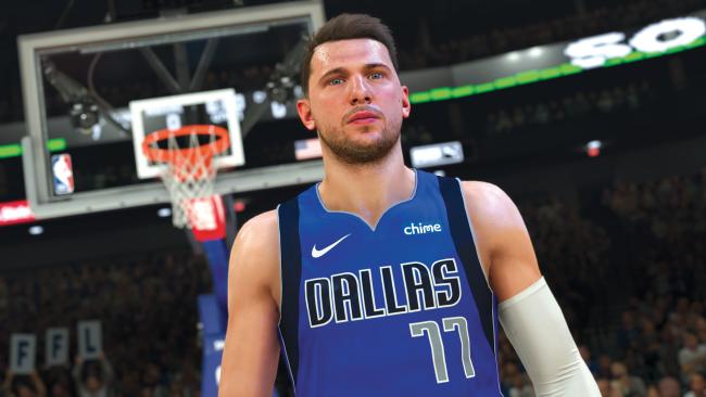 NBA 2K22 PC (RTG)